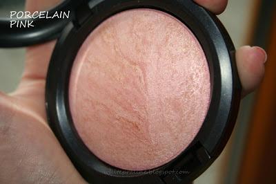 Mac Mineralize Skinfinish - Porcelain Pink