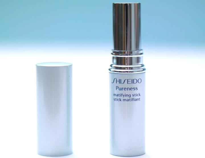 Shiseido Pureness matujący sztyft
