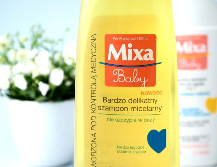 Mixa Baby - Szampony dla dzieci