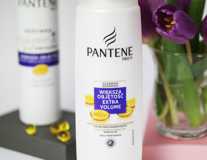 Pantene Pro - V Szampon i odżywka w piance/Event