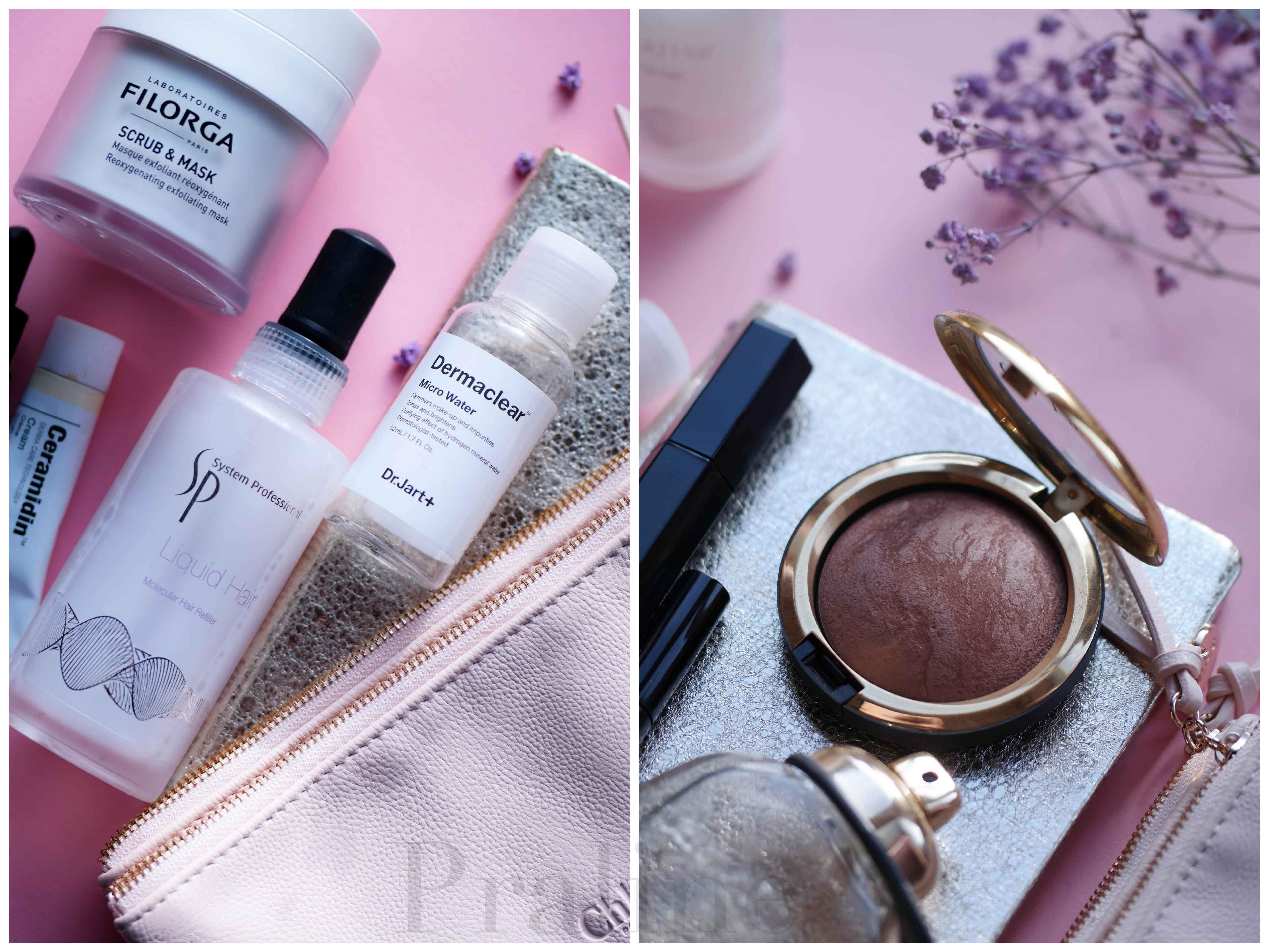 Ulubieńcy - Najlepsze kosmetyki do makijażu