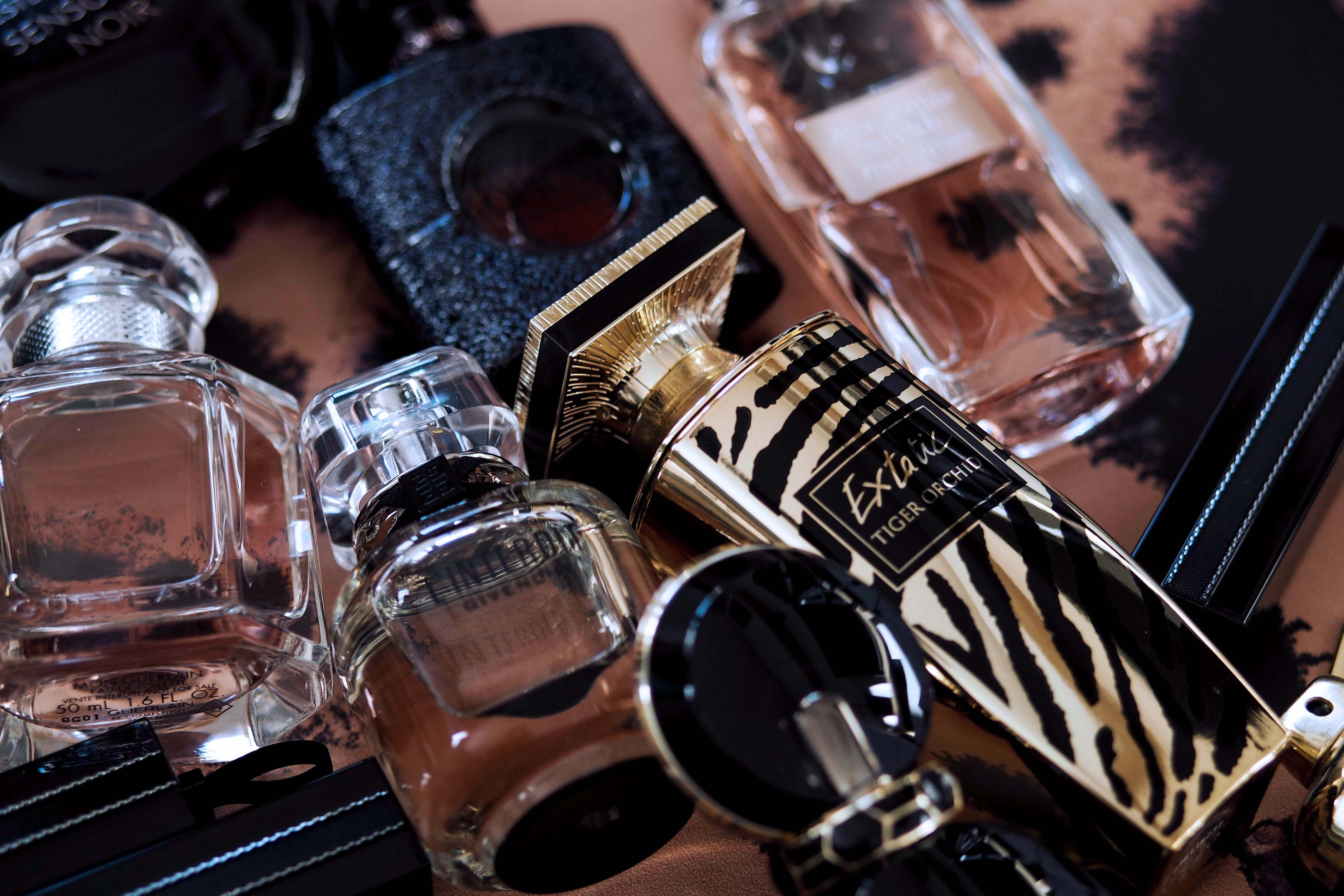 zmysłowe perfumy