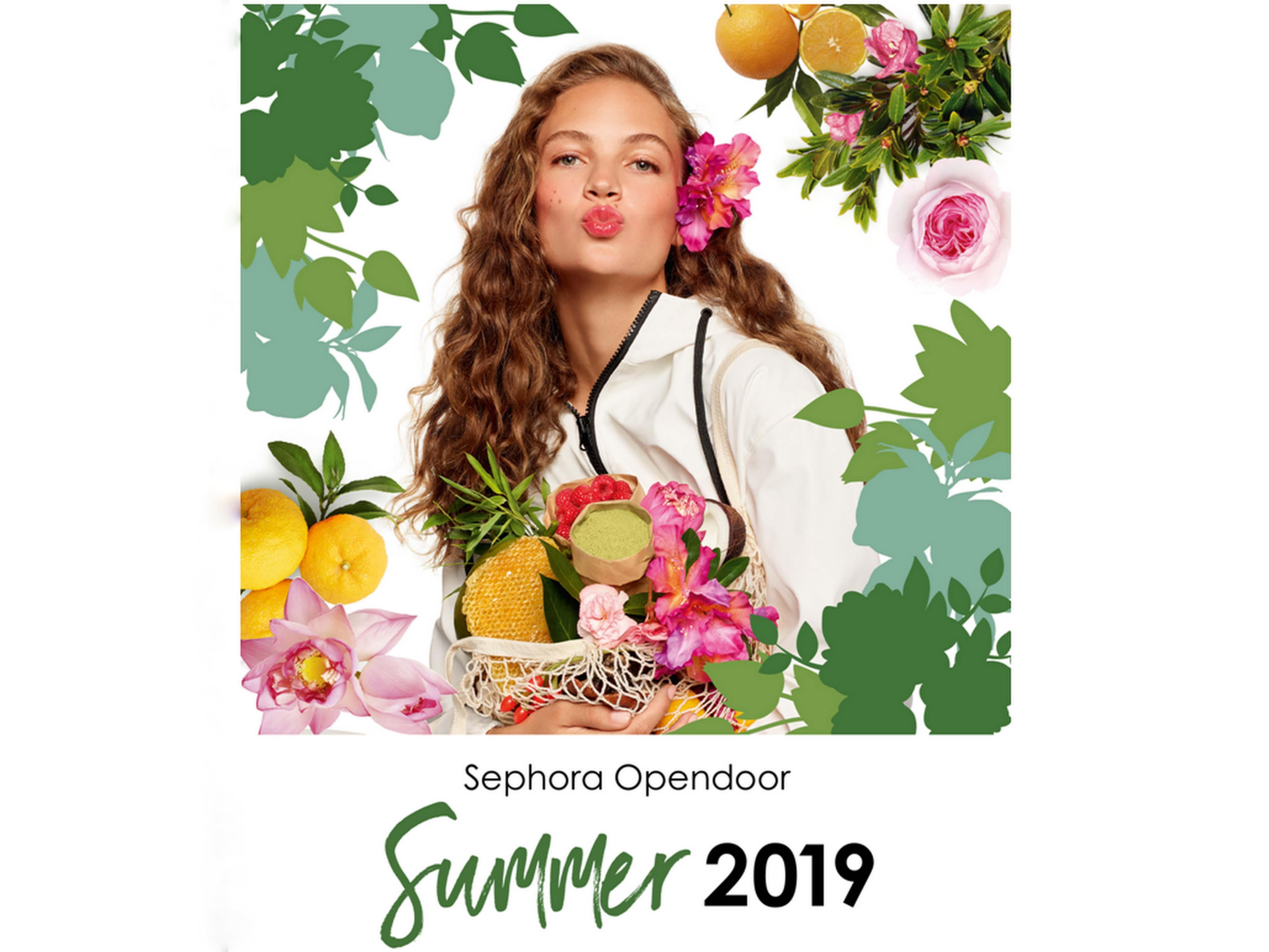 SEPHORA nowości - wiosna-lato 2019