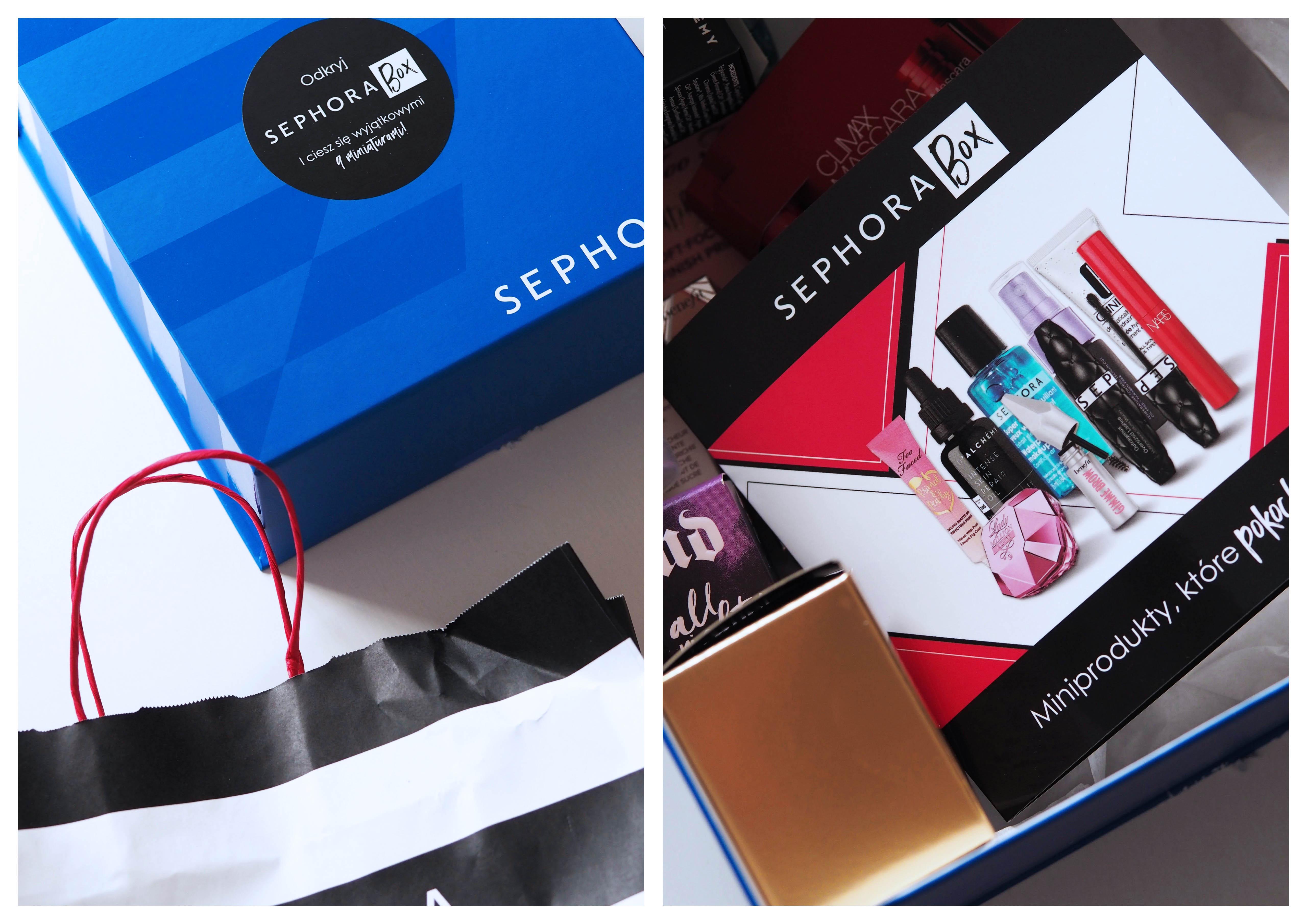 Sephora Box -wrzesień 2019