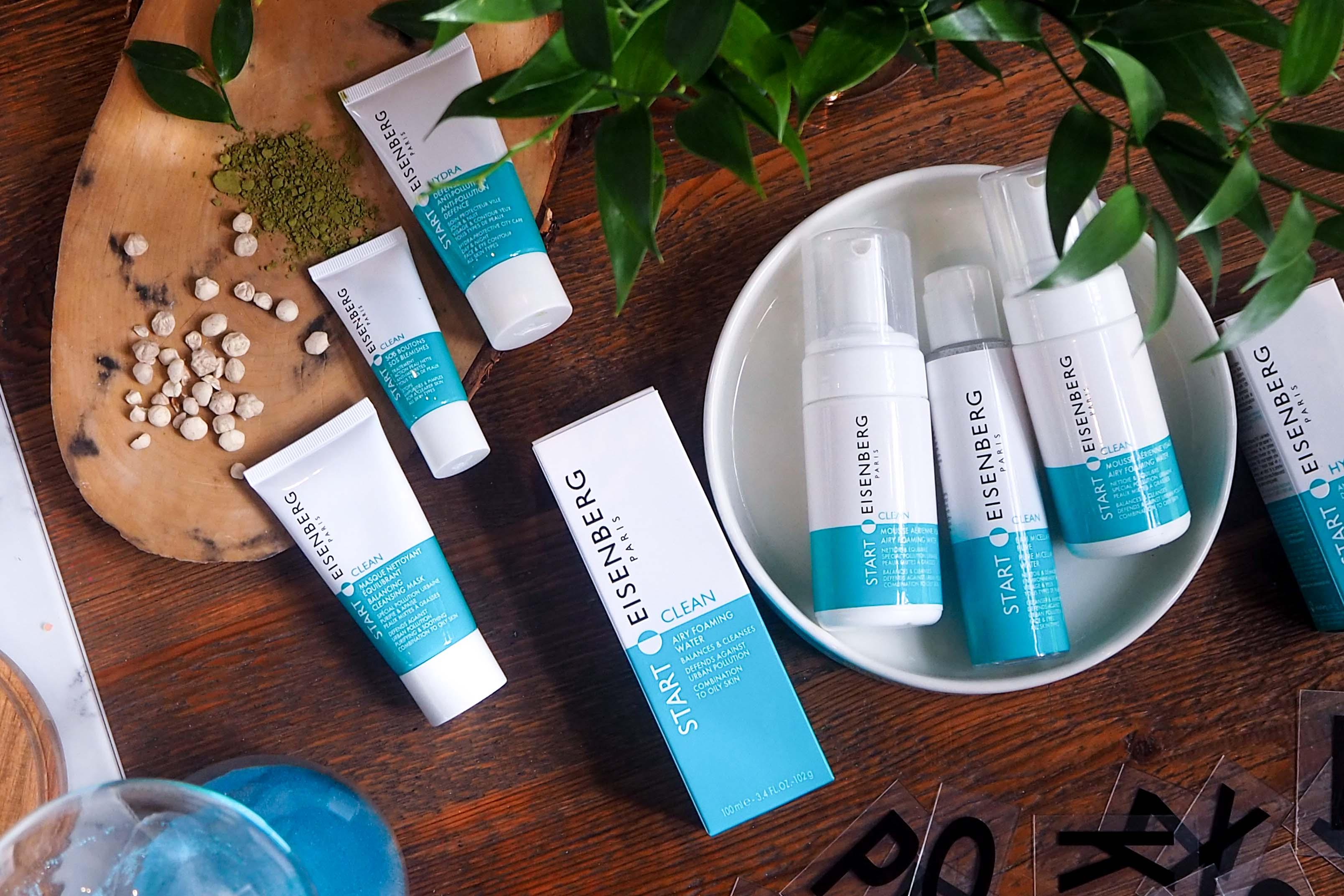 Nowa linia kosmetyków do pielęgnacji START | EISENBERG PARIS